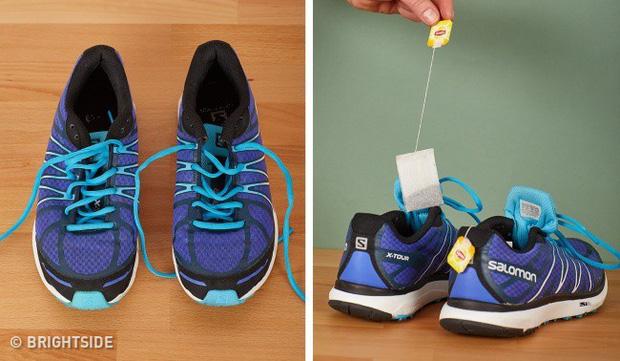 Chúng ta thường bỏ phí lỗ thắt dây giày cuối cùng mà không biết nó có tác dụng kì diệu này - Ảnh 7.