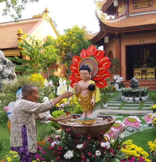 Ấn tượng đẹp sau Đại lễ Phật đản đặc biệt 2020 - Ảnh 24.