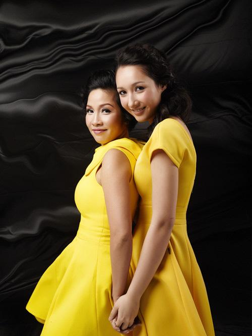 """Chân dung những bà mẹ kế """"vàng mười của showbiz Việt - Ảnh 6."""