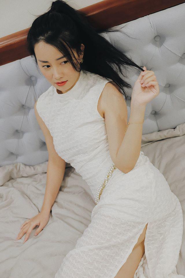 MC Quỳnh Chi: Tôi vẫn cô                             đơn vì không giỏi yêu! - Ảnh 12.