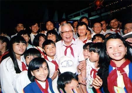 Cố Thủ tướng Võ Văn Kiệt - Tổng công trình sư về tổ chức bộ máy ngành Dân số - Ảnh 2.