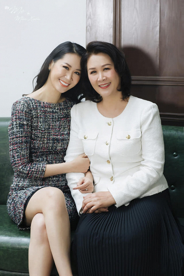 2 mỹ nhân cùng tên Thuỳ Linh: Người bị đồn yêu đồng giới, người hạnh phúc bên chồng doanh nhân - Ảnh 9.