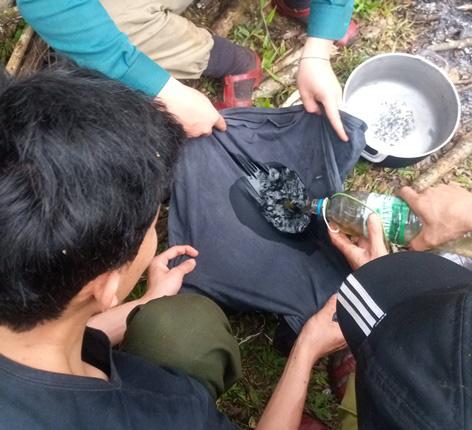 Đội đặc nhiệm núi rừng duy nhất trên cả nước ở Nghệ An - Ảnh 5.