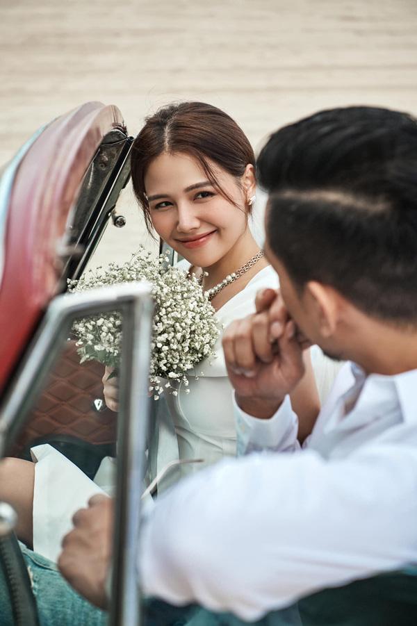 Nữ diễn viên 9X nóng bỏng quen mắt trên sóng truyền hình sắp tổ chức đám cưới ở Đà Nẵng là ai? - Ảnh 1.