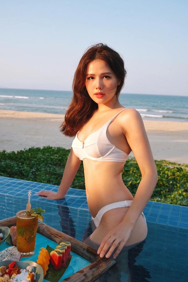 Nữ diễn viên 9X nóng bỏng quen mắt trên sóng truyền hình sắp tổ chức đám cưới ở Đà Nẵng là ai? - Ảnh 5.
