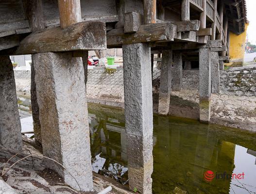 Tận mục cầu Ngói 500 năm tuổi đẹp nhất miền Bắc - Ảnh 4.