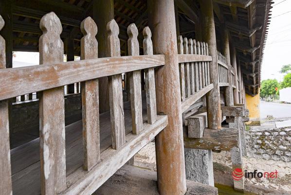 Tận mục cầu Ngói 500 năm tuổi đẹp nhất miền Bắc - Ảnh 6.