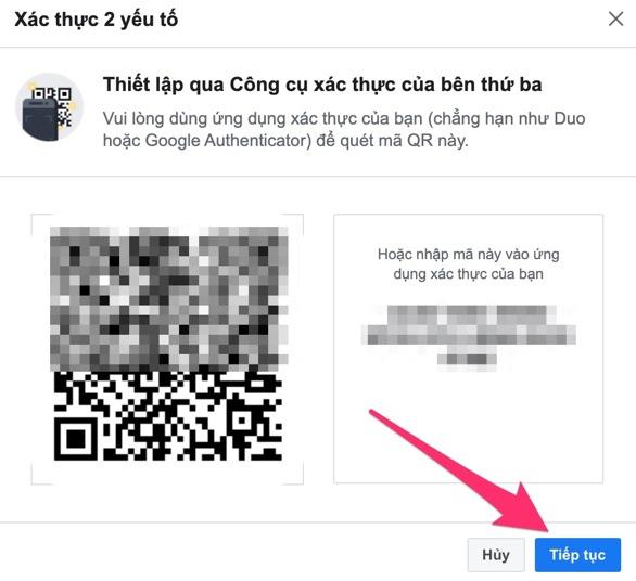 Cách cài đặt xác thực hai yếu tố trên Facebook không cần số điện thoại - Ảnh 5.