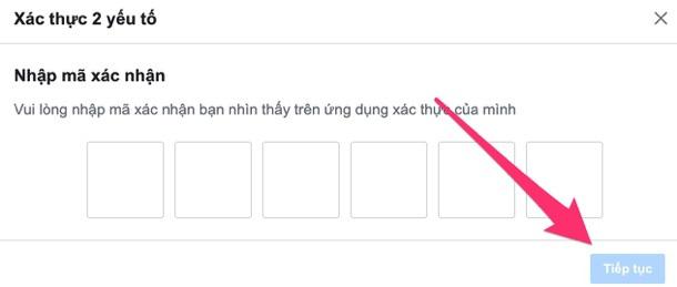 Cách cài đặt xác thực hai yếu tố trên Facebook không cần số điện thoại - Ảnh 6.