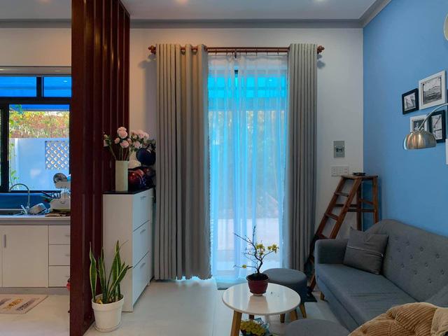 Mãn nhãn với ngôi nhà màu xanh nằm trên đảo Phú Quốc - Ảnh 2.