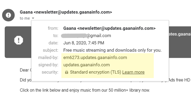 Cách nhận biết email lừa đảo và website không an toàn  - Ảnh 3.