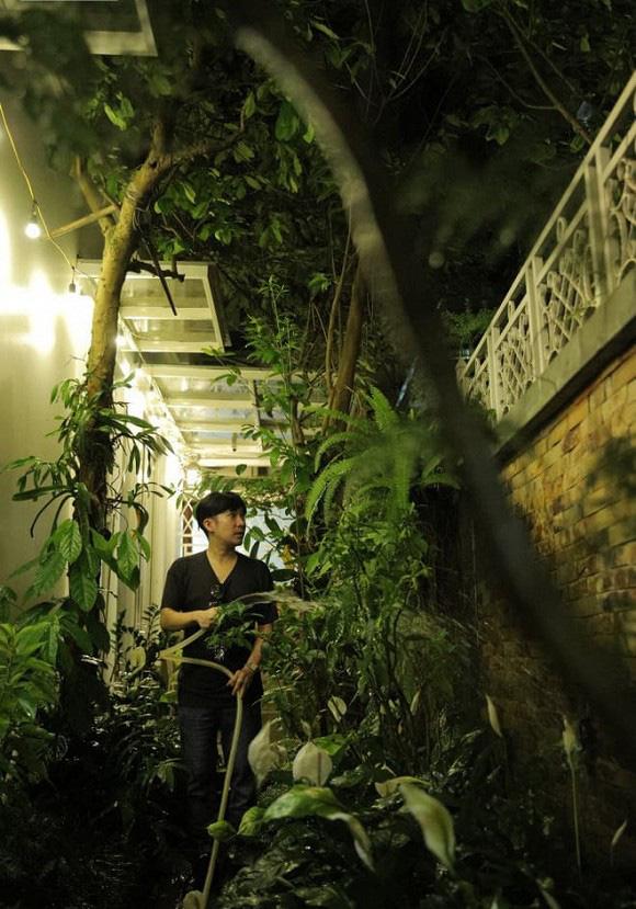 Thăm biệt thự 20 tỷ ở Hà Nội của nam ca sĩ thích sưu tầm sổ đỏ và sở hữu hàng chục căn nhà khác ở Sài Gòn - Ảnh 5.