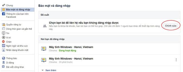 Những cách bảo mật giúp tài khoản Facebook không bị hack - Ảnh 7.