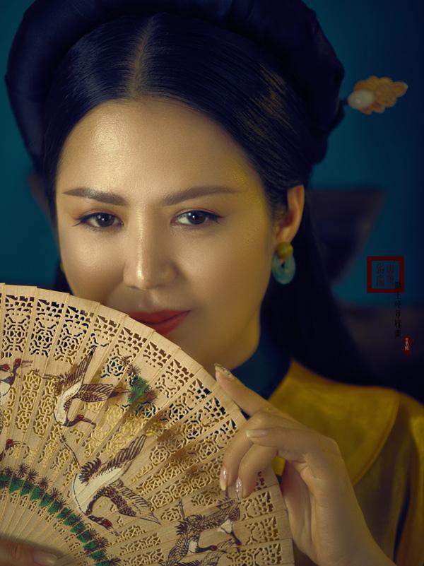 Tuổi 42, Đinh Hiền Anh mãn nguyện với tổ ấm hạnh phúc hiện tại - Ảnh 4.