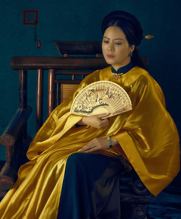 Tuổi 42, Đinh Hiền Anh mãn nguyện với tổ ấm hạnh phúc hiện tại - Ảnh 6.