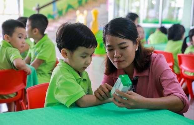 """Nhân rộng niềm vui mang tên """"sữa học đường - Ảnh 3."""