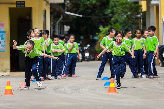 """Nhân rộng niềm vui mang tên """"sữa học đường - Ảnh 5."""