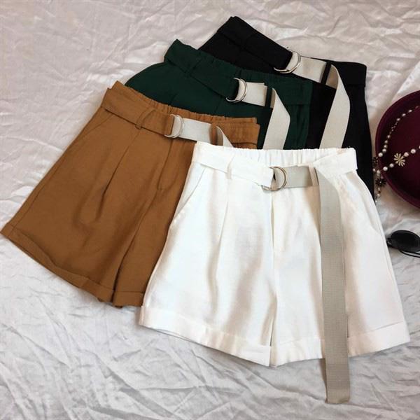 Ai cũng biết quần short ống rộng là item hot nhất hè 2020, mix với kiểu áo nào cho sành điệu mới khó - Ảnh 3.