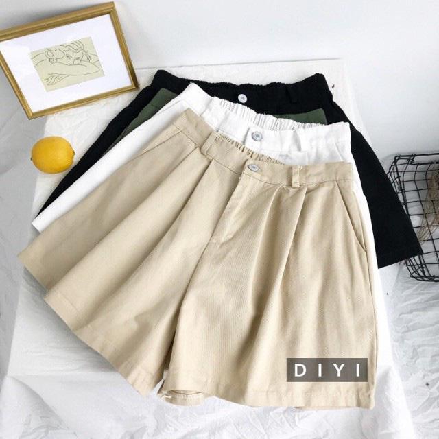 Ai cũng biết quần short ống rộng là item hot nhất hè 2020, mix với kiểu áo nào cho sành điệu mới khó - Ảnh 2.