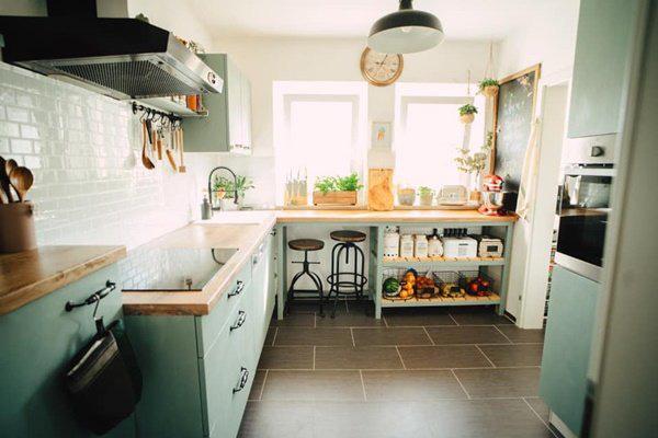 3 căn bếplột xác sáng đẹp lung linh chỉ chưa đến 10 triệu đồng, đúng niềm mơ ước của các chị em hiện đại - Ảnh 13.