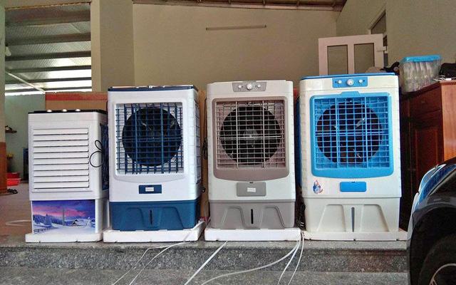 Quạt điều hòa có thần thánh như quảng cáo: Vừa mát như máy lạnh, vừa tiết kiệm điện? - Ảnh 2.