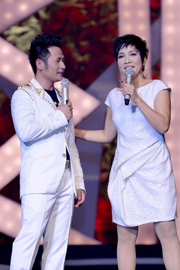 Diva Mỹ Linh và Dương Mỹ Linh không chỉ trùng tên mà còn cùng yêu một người đàn ông tài hoa - Ảnh 1.