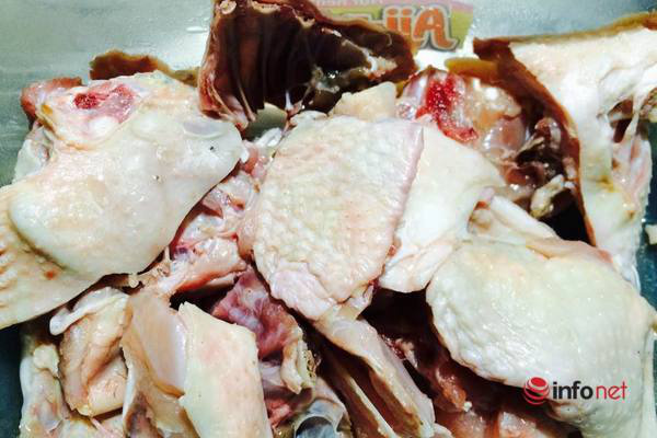 Thịt gà rang lá mắc mật thơm ngon đậm vị - Ảnh 2.