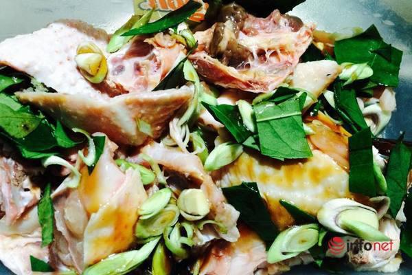 Thịt gà rang lá mắc mật thơm ngon đậm vị - Ảnh 4.