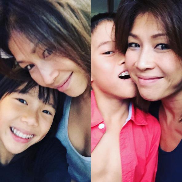 Bản hợp đồng dạy con đặc biệt của nữ diễn viên khiến con trai tự giác thu hút hàng nghìn like - Ảnh 3.