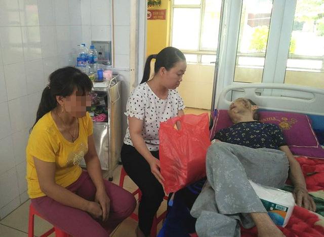 Chủ tịch xã nói gì vụ mẹ đẻ 84 tuổi, bại liệt bị con trai đánh nhập viện ở Hải Dương? - Ảnh 6.