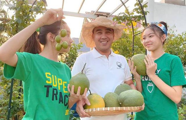Sân vườn trong biệt thự bạc tỷ của 3 nam diễn viên nổi tiếng nhất nhì showbiz Việt, ai nhìn cũng phải ngưỡng mộ - Ảnh 24.
