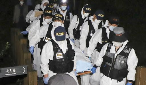 Hình ảnh cuối cùng của Thị trưởng Seoul trong ngày mất tích, trước khi thi thể được tìm thấy đã gọi điện cho con gái và người thân - Ảnh 4.