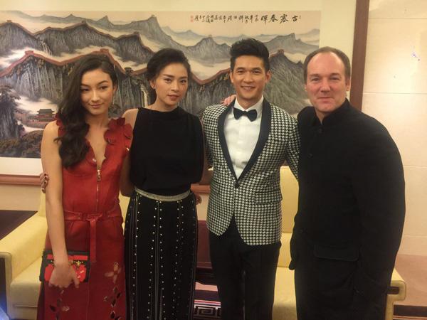 'Đả nữ' Ngô Thanh Vân và những lần góp mặt trong phim quốc tế - Ảnh 4.