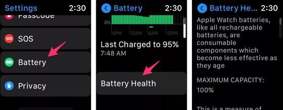 Cách kiểm tra độ chai pin trên iPhone, MacBook và Apple Watch - Ảnh 2.