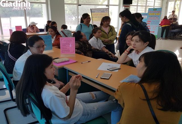 Ninh Thuận: Góp phần giảm thiểu ảnh hưởng tiêu cực của đại dịch Covid-19 tới thị trường lao động - Ảnh 2.
