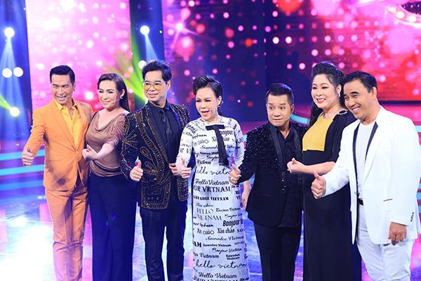 MC Quyền Linh và Ngọc Sơn từng ăn chung, ngủ chung - Ảnh 1.