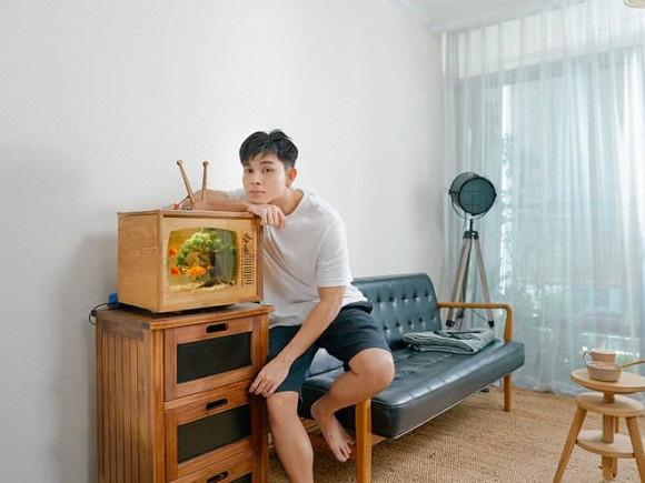 Thêm ảnh bên trong căn hộ cao cấp bạc tỷ của Thỏ trắng Jun Phạm - Ảnh 1.