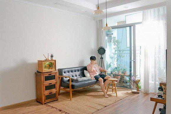 Thêm ảnh bên trong căn hộ cao cấp bạc tỷ của Thỏ trắng Jun Phạm - Ảnh 2.