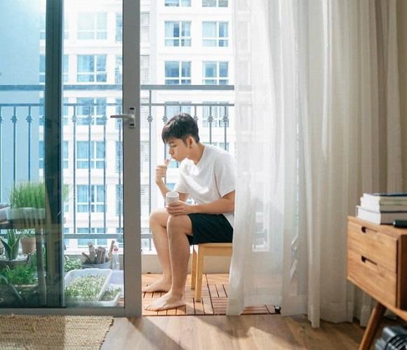 Thêm ảnh bên trong căn hộ cao cấp bạc tỷ của Thỏ trắng Jun Phạm - Ảnh 7.