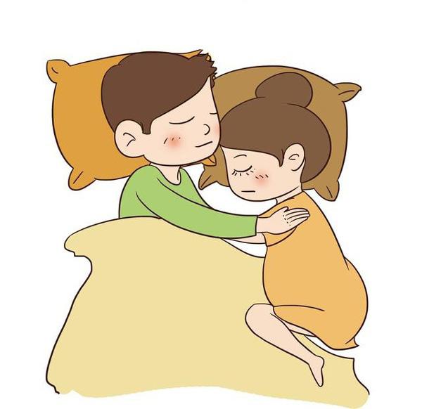Muốn biết chồng yêu vợ bầu nhiều hay không, hãy xem hành động của anh ấy trên giường - Ảnh 1.