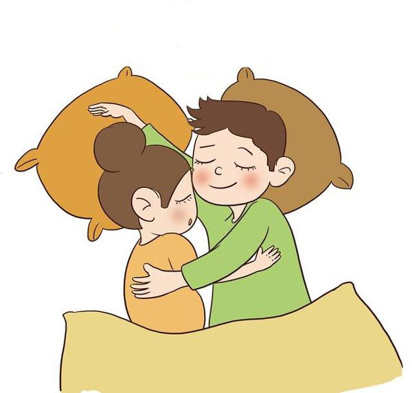 Muốn biết chồng yêu vợ bầu nhiều hay không, hãy xem hành động của anh ấy trên giường - Ảnh 2.