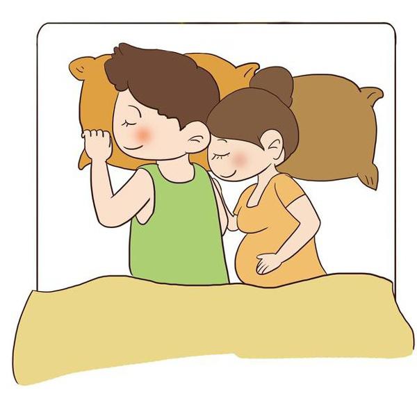Muốn biết chồng yêu vợ bầu nhiều hay không, hãy xem hành động của anh ấy trên giường - Ảnh 3.