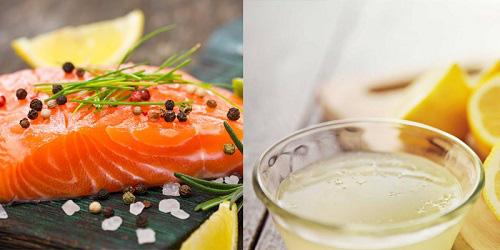 Cá hồi cực tốt mà lại sợ ăn vì tanh, ngâm với thứ nước này đảm bảo mùi tanh mấy cũng biến mất mà vẫn giữ nguyên chất bổ - Ảnh 4.