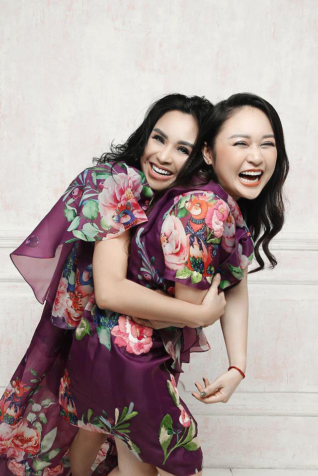 Loạt ảnh hạnh phúc của ba thế hệ nhà Thanh Lam - Ảnh 5.
