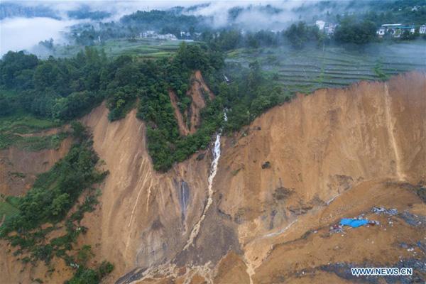Hình ảnh lũ lụt tồi tệ tại Trung Quốc: Di sản bị nhấn chìm, đập lớn nhất thế giới đứng trước nguy cơ vượt giới hạn - Ảnh 8.