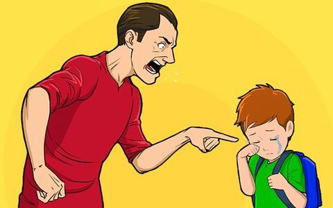 5 sai lầm bố mẹ thường mắc phải khi nuôi dạy con trai - Ảnh 1.
