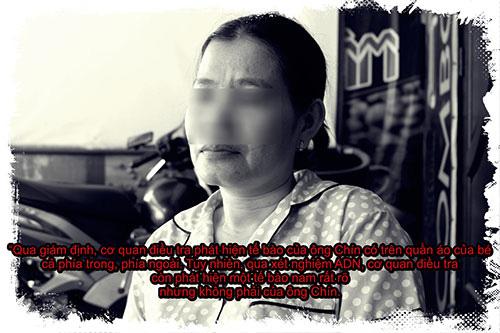 Bi kịch đau thấu tâm can của bé gái 5 tuổi bị nhiều người đàn ông xâm hại - Ảnh 2.