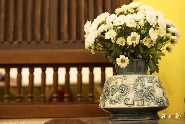 Căn hộ tập thể màu vàng sắc nắng mang vẻ hoài cổ ấn tượng ở quận Hoàn Kiếm, Hà Nội - Ảnh 11.