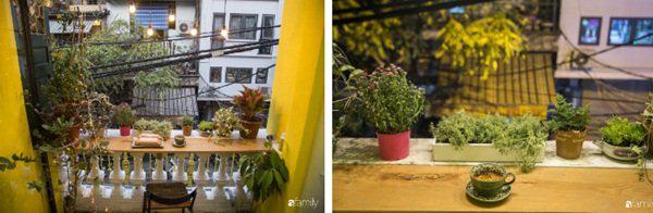 Căn hộ tập thể màu vàng sắc nắng mang vẻ hoài cổ ấn tượng ở quận Hoàn Kiếm, Hà Nội - Ảnh 8.