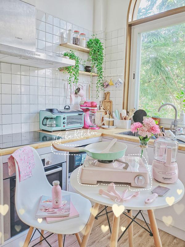 Trải nghiệm không gian siêu xinh trong căn bếp giữa lòng Sài Gòn, góc nào cũng chill tha hồ sống ảo - Ảnh 2.